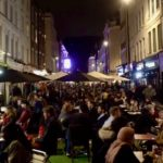 Live: Soho as London prepares Tier 2 restrictions