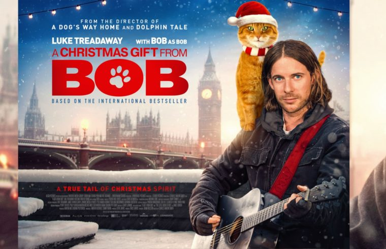 A Christmas Gift From Bob Trailer