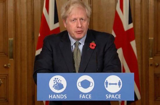 Boris Johnson briefing - vaccine
