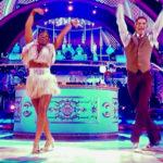 Strictly: Clara and Aljaž smash it!