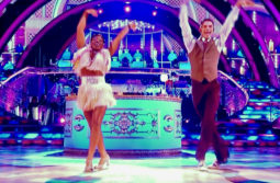 Strictly: Clara and Aljaž smash it!