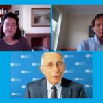 Live: Covid-19 and Dr Fauci talks to British think tank
