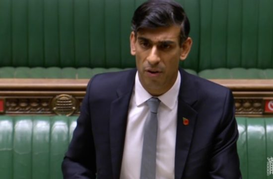 Rishi Sunak delivers spending review