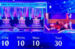 Strictly: HRVY and Janette a perfect score!