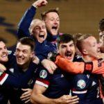Scotland Qualify for Euro 2020