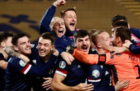 Scotland Qualify for Euro 2020