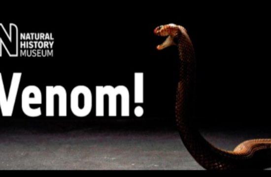 Venom kills, but can it cure? Live Talk and Quiz