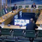 Patrick Vallance - Chris Whitty face MPs