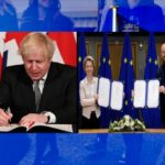 Brexit Trade Deal signed