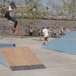 skateboarding among new events