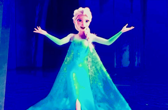 Frozen the song: Let It Go
