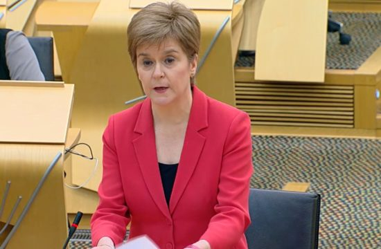 Nicola Sturgeon First Minister