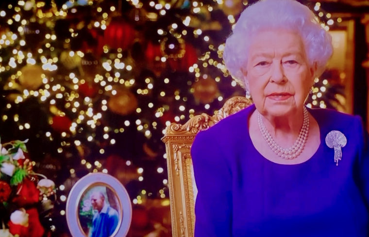 You are not alone - Queen Christmas 2020