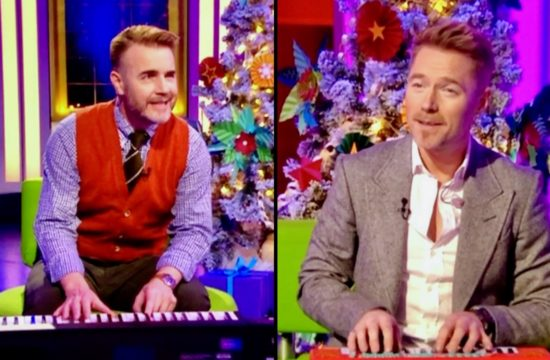 Silent Night - Garry Barlow and Ronan Keating