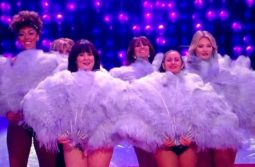 The Real full Monty On Ice: The Strip