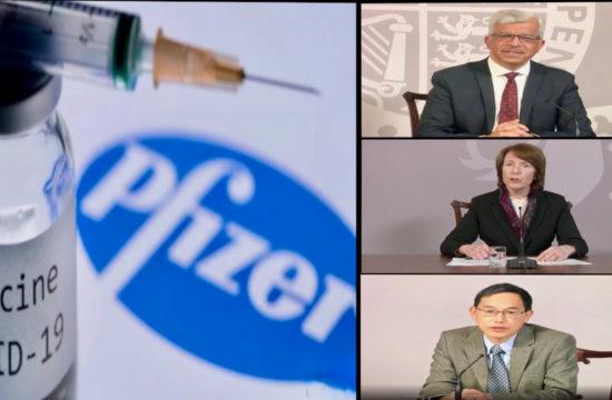 Professor Sir Munir Pirmohamed - Dr June Raine - Professor Wei Shen Lim