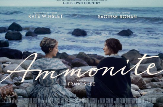 Ammonite Trailer