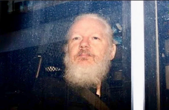 Verdict no extradition for Julian Assange