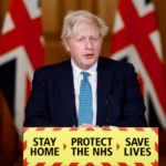 Boris NHS Military and vaccine
