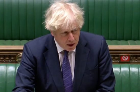 Boris Johnson - Prime Minister