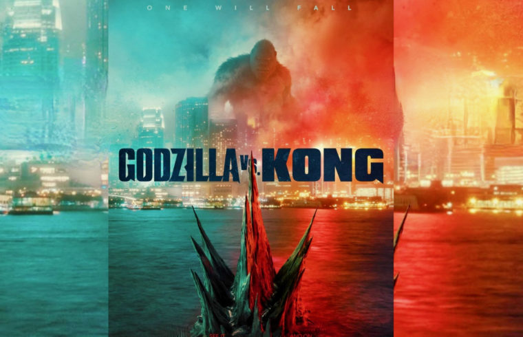 Godzilla vs Kong - Trailer