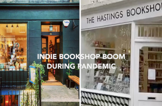 Indie Bookshop Boom During Pandemic