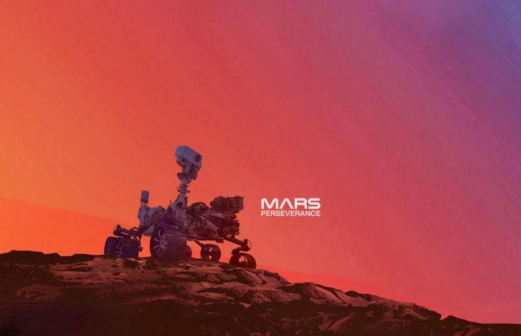 Perseverance Mars Rover Pre-Landing