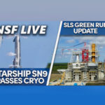 NSF LIVE: Starship SN9 set to static fire