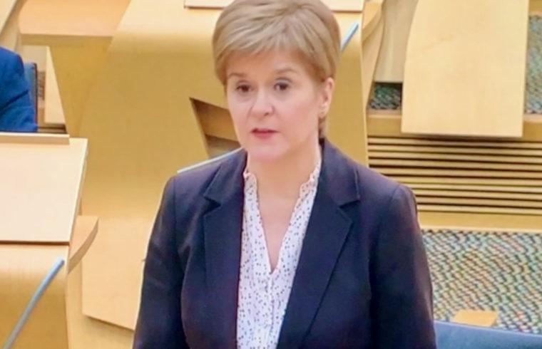 Coronavirus: Scotland in new Lockdown