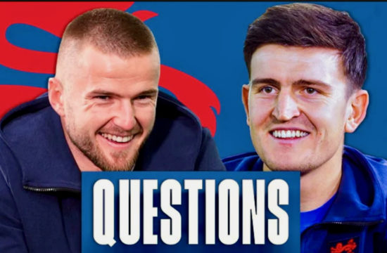Questions answered with Dier and Maguire