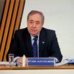 Alex Salmond - former First Minister