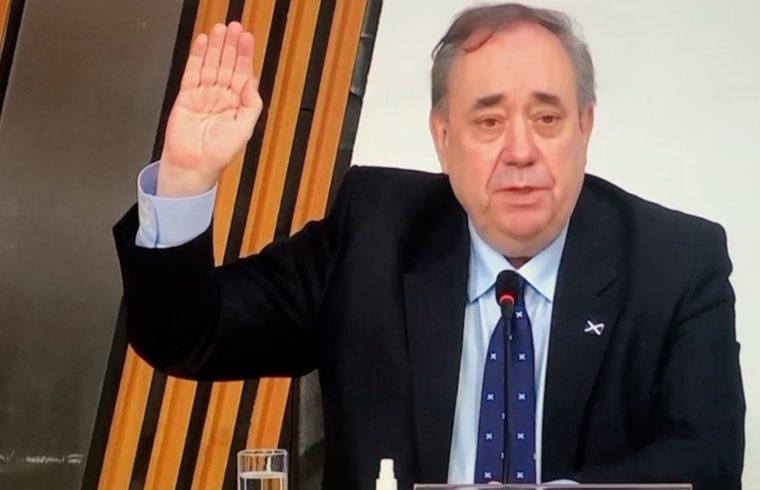 Salmond: Scotland's leadership has failed
