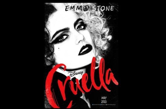 Cruella Trailer - out in May