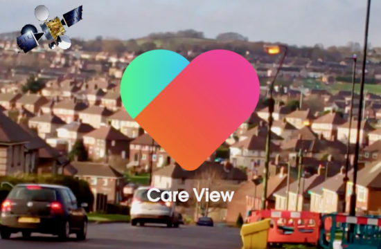 Satellite Powered App spots loneliness in UK cities
