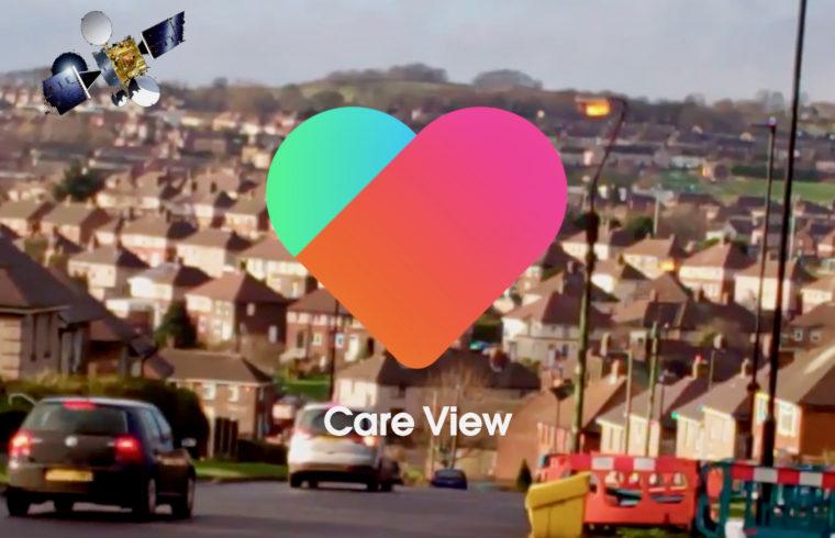 Satellite Powered App spots loneliness in UK cities