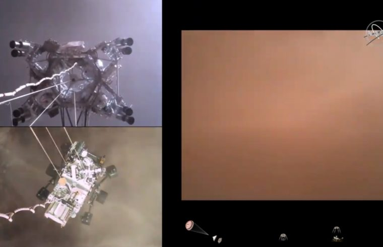 new images of Mars