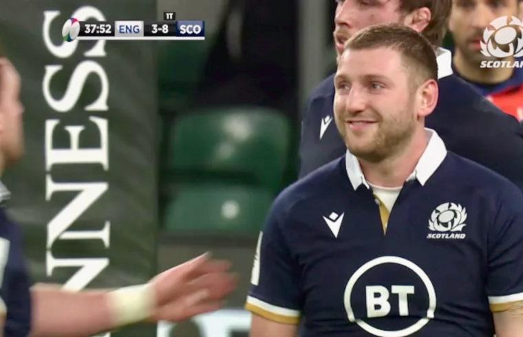 Scottish Rugby: Highlights - England v Scotland