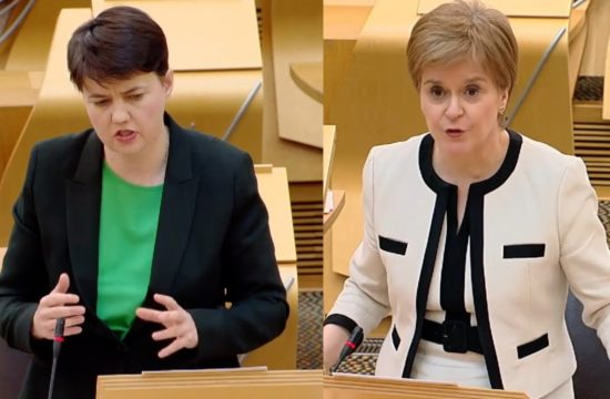 Sturgeon denies Salmond complainer breach claim