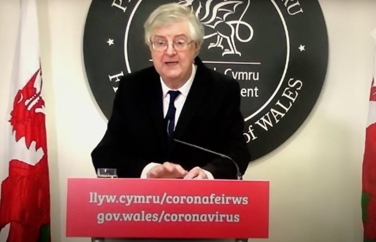 Wales 'can see a path to spring'