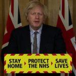 Boris Johnson update on anniversary of lockdown