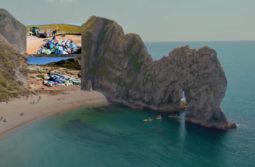 Summer - beaches - litter and wild toileting