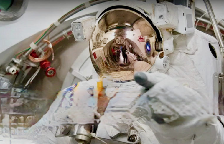 Astronaut Selection - rare opportunity