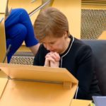 Nicola Sturgeon not bullied out of office