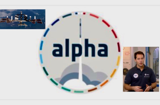 Thomas Pesquet and the Alpha Mission