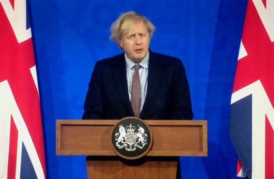Prime Minister - Boris Johnson