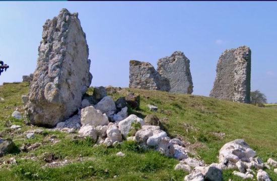 900 year-old ruins