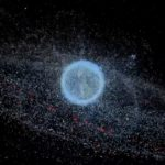 multi-million pieces of junk in space