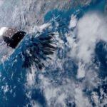Space Debris - 129 million objects in orbit