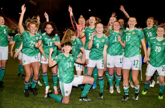 Euro 2022: Northern Ireland chase their dream