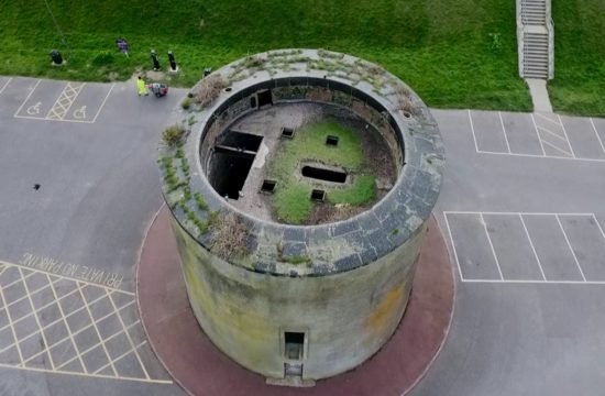 Historic War Fort on sale for quarter of a million pounds